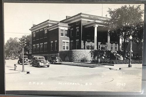 Mitchell, South Dakota - B.P.O.E Hall