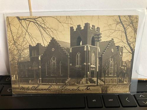 Chanute, Kansas - M.E. Church  1914