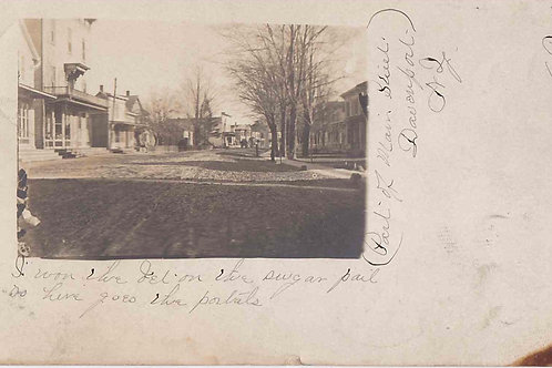 Davenport - Main Street