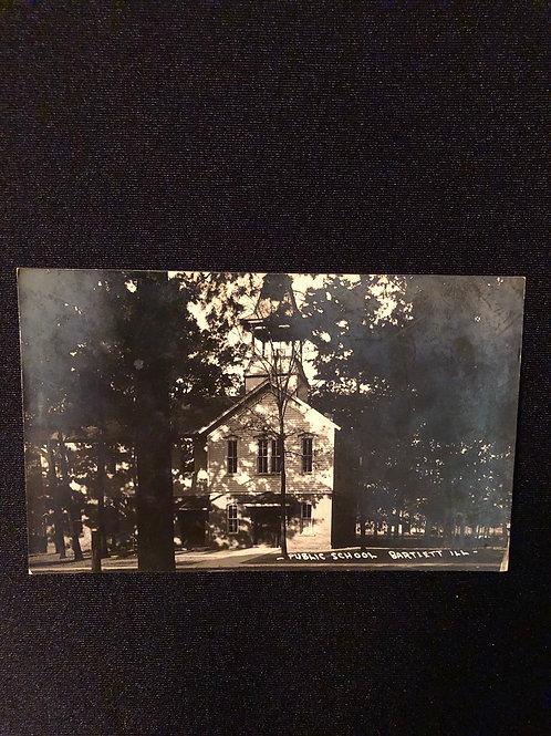 Bartlett Illinois -  Public School 1908