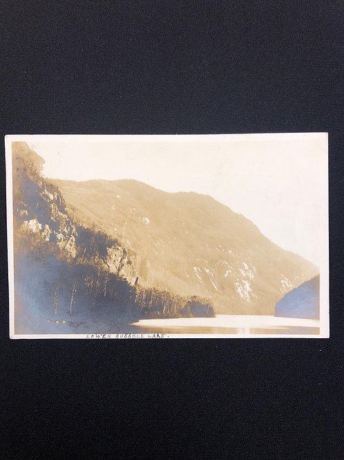 Saint Hubert's- New York - lower ausable lake 1911