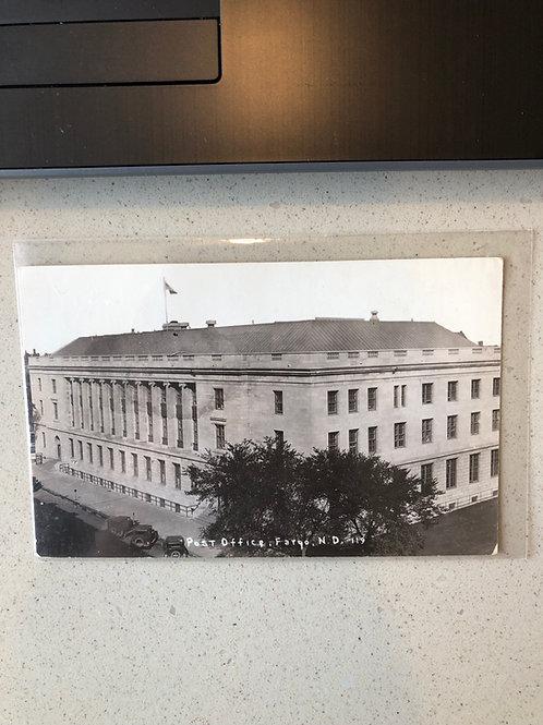 Fargo, North Dakota - The Postal Office