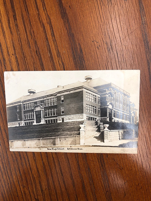 Atchison, New high school