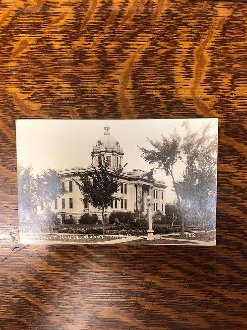 Wahpeton, North Dakota Courthouse 1939