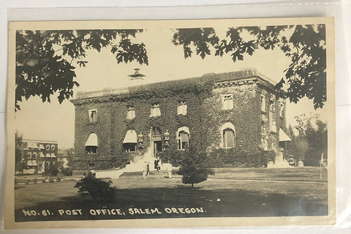 Salem. Oregon Post Office