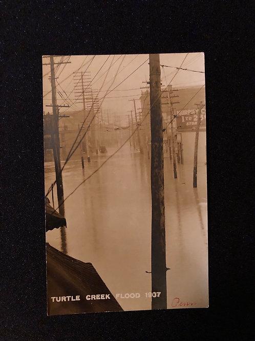 Turtle creek #2  Pennsylvania  - Flood 1907