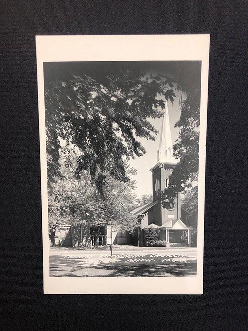 Trinity Lutheran church , Saline - Michigan