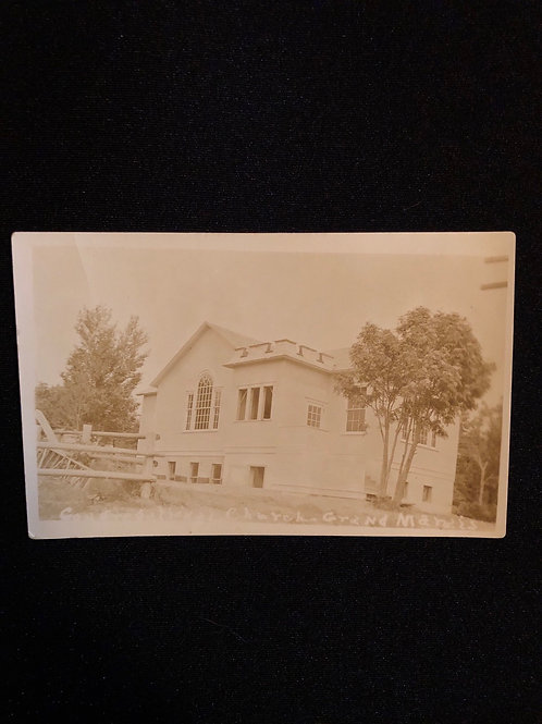 Grand Marais, Minnesota - Congregational Church