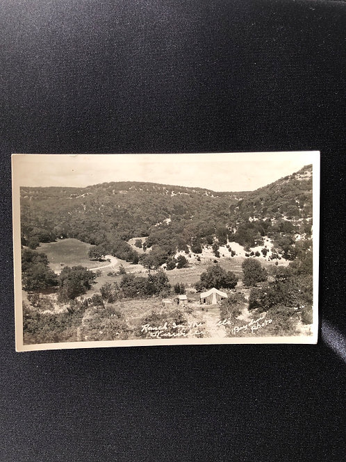 Kerrville, Texas - Ranch in the hills