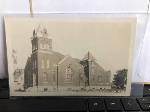 Smith Center, Kansas - Methodist Church