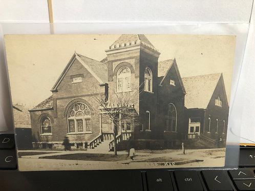 Eldorado, Kansas - Christian Church 1912