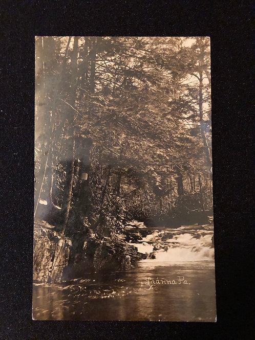 Laanna Pennsylvania - Stream / Falls