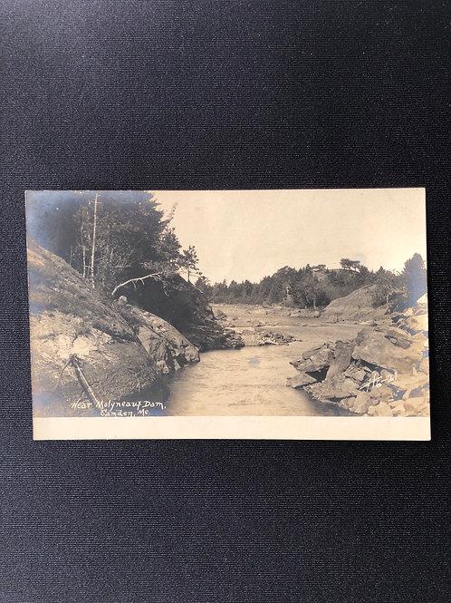 Camden, Maine - Molyneaux Dam