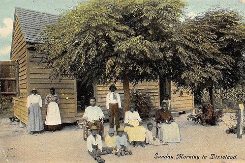 Sunday morning in Dixieland 1911