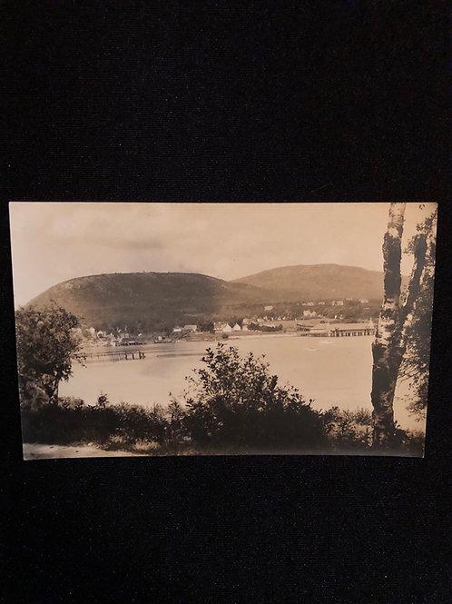 Camden Maine - Hilltop of Harbor