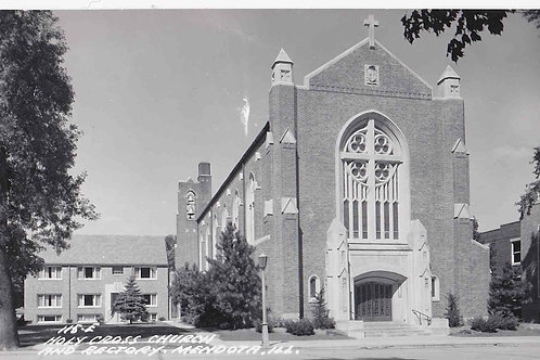 Mendota- Holy Cross Church