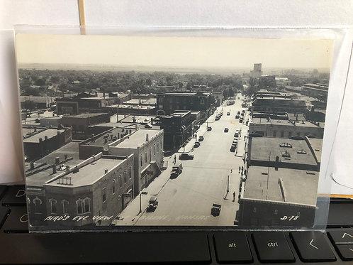 Abilene, Kansas - Birds eye view