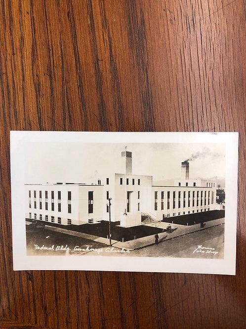 Anchorage, Alaska - Federal Building