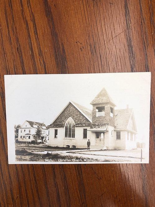 Mitchell, Nebraska- Christian Church