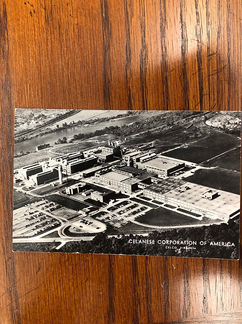 Celco , Virginia - Celanese Corp.