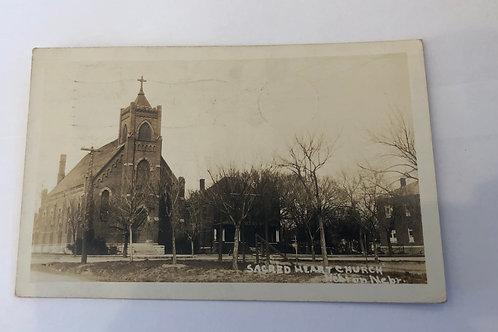 Hebron, Nebraska Sacred Heart Church