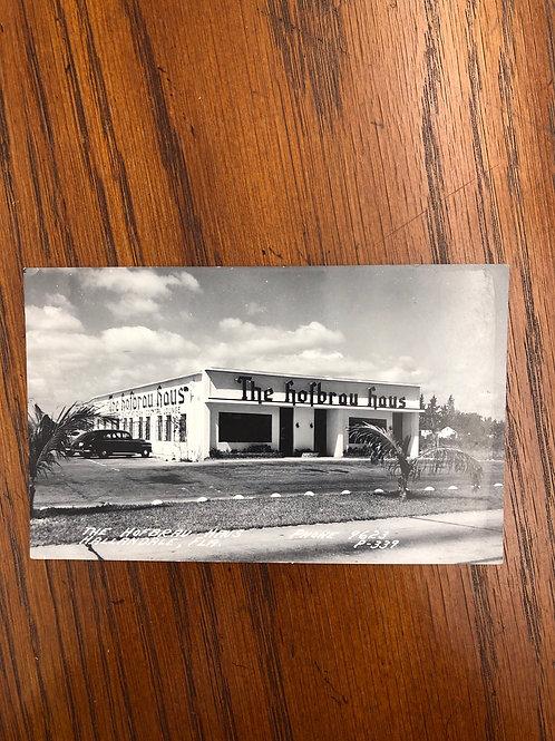 Hallandale, Florida - the hofbrau haha restaurant