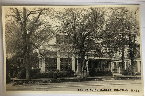 Chatham, Massachusetts - The Swinging Basket
