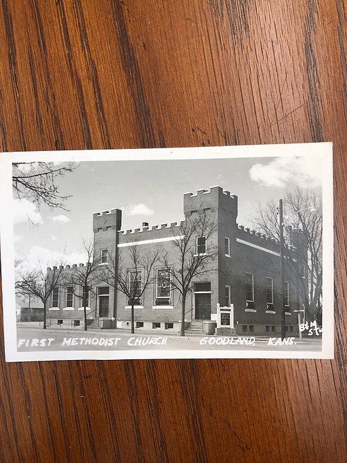 Goodland , Kansas - First Methodist church 1952