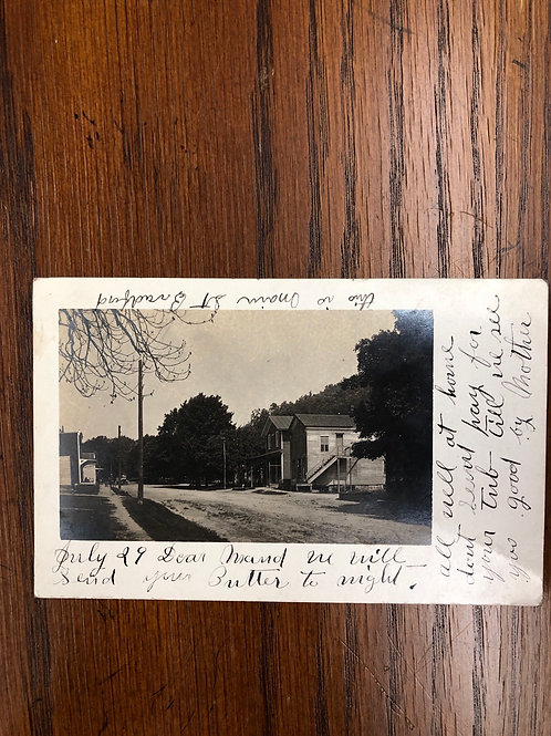 Bradford, New York - Main Street 1907