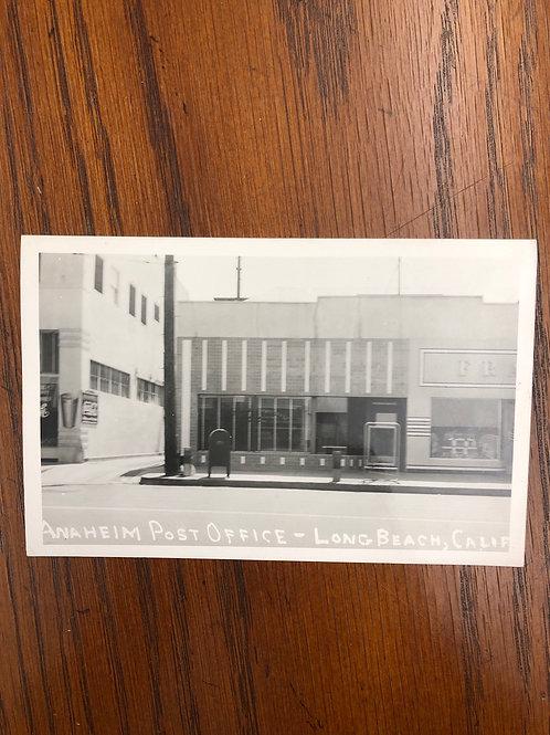 Long Beach , California - Anaheim post office