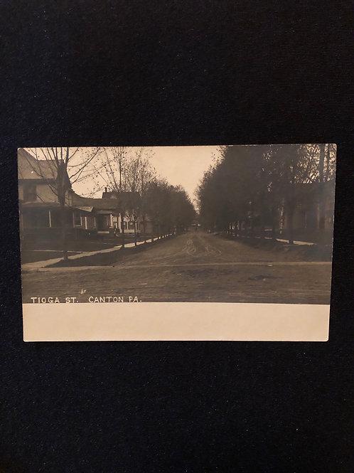Canton Pennsylvania - Tioga St.