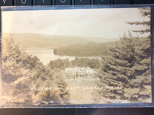 East Hebron, New Hampshire