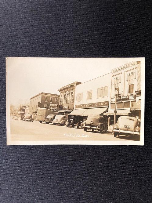 Main Street - Northville, Michigan
