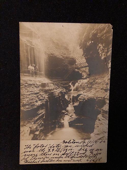 Goliton Pennsylvania  - Falls 1906