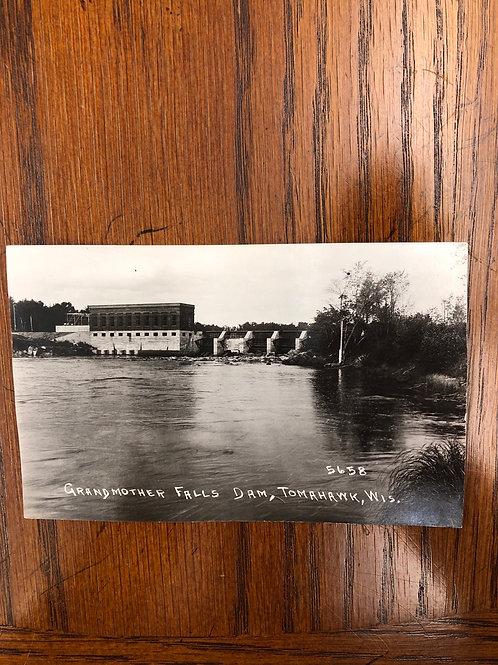 Tomahawk, Wisconsin - Grandmother falls dam