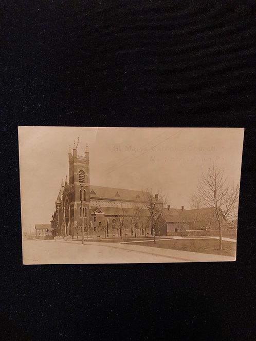 Mcsherrystown Pennsylvania St.Mary's Church