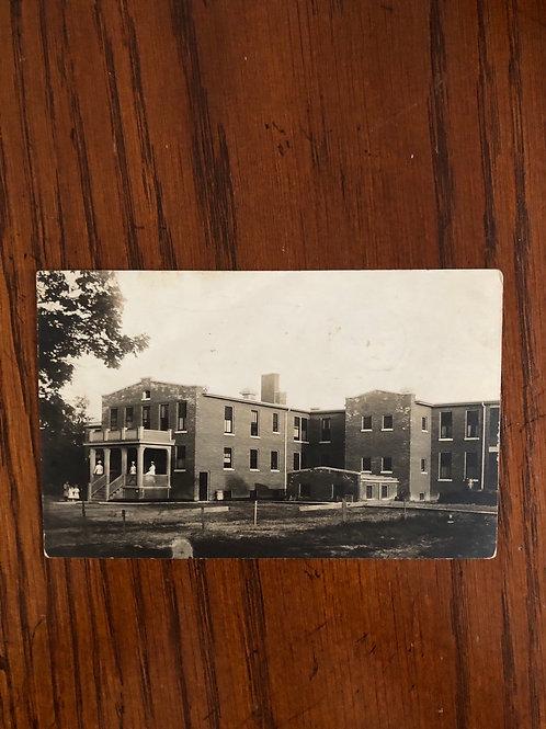 Racine, Wisconsin - hospital -1914