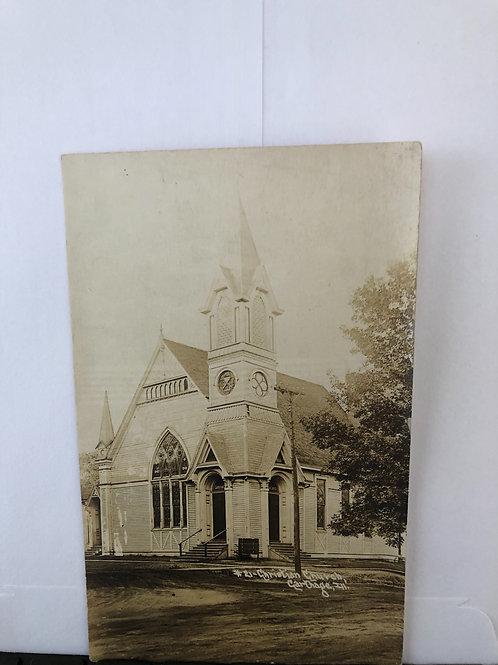 Carthage , Illinois, Christian Church