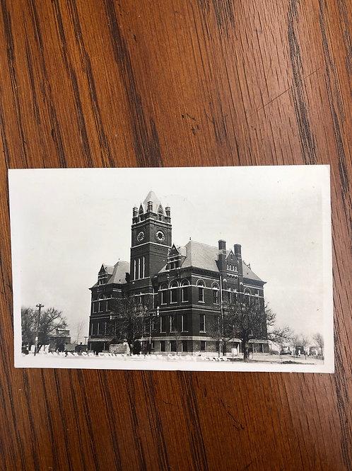 Colby, kansas - Thomas county court house 1941