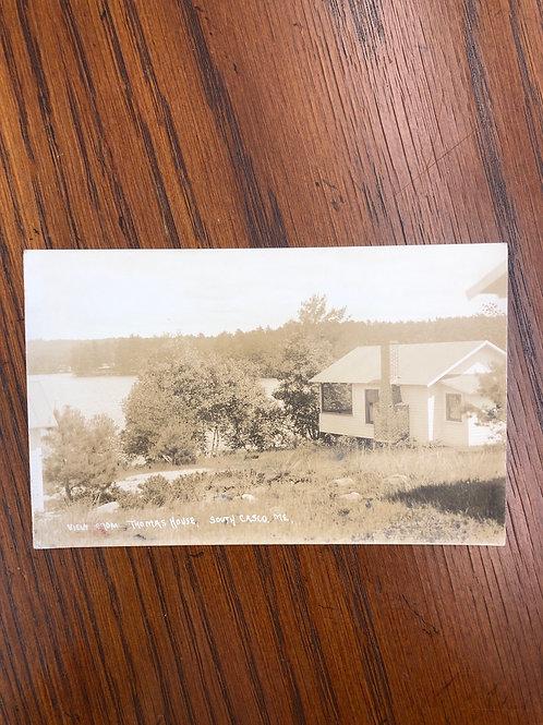 South Casco, Maine - Thomas house