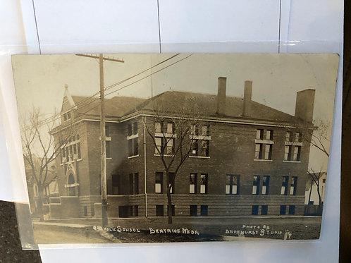Beatrice, Nebraska Catholic School