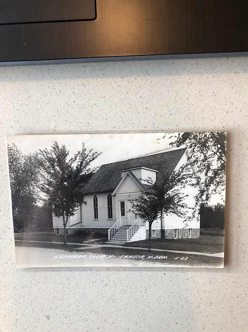 Lakota, North Dakota - Lutheran Church