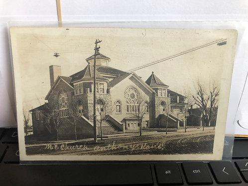 Anthony, Kansas - M.E. Church