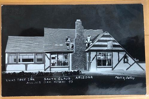 Santa Clause, Arizona -XMAS TREE INN
