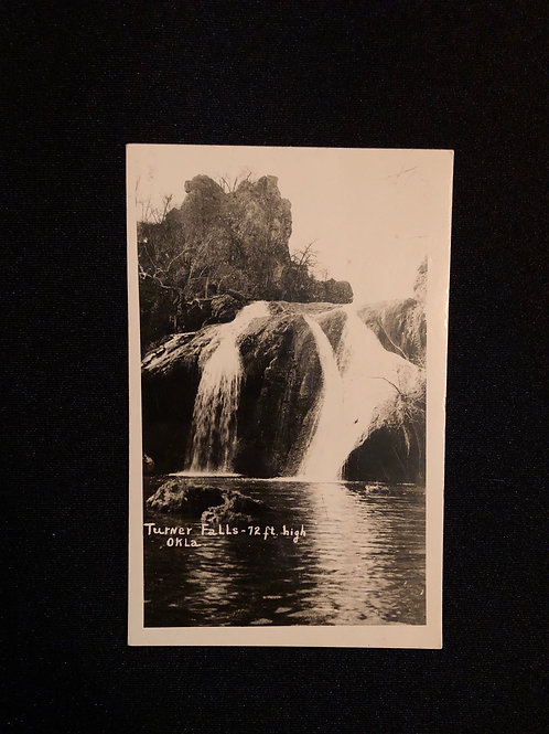Turner falls , Oklahoma -