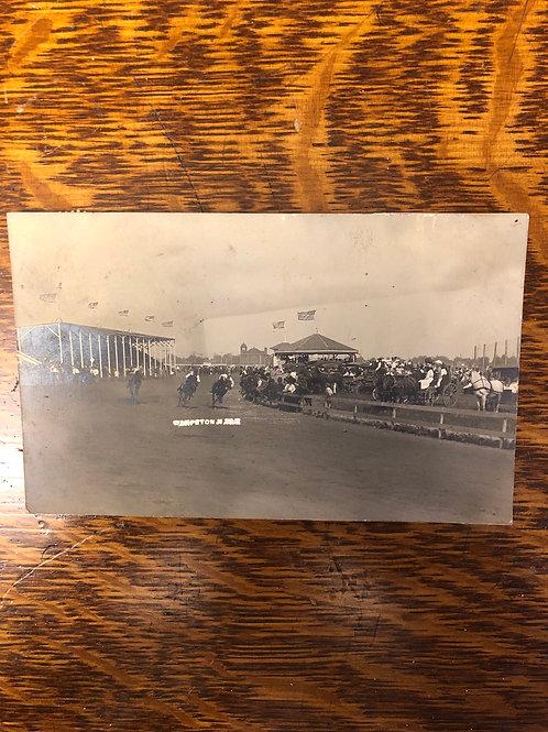 Wahpeton , North Dakota horse racing 1911