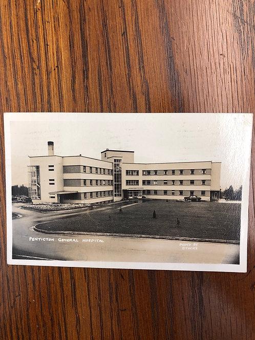 Penticton, British Columbia - General hospital 1955