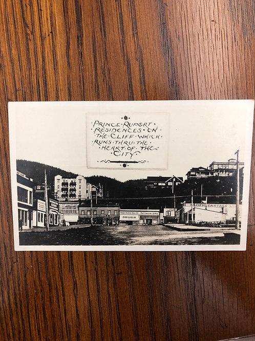 Prince report, British Columbia - Main Street