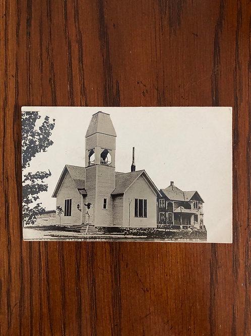 Wild rose, Wisconsin - Baptist Church 1910