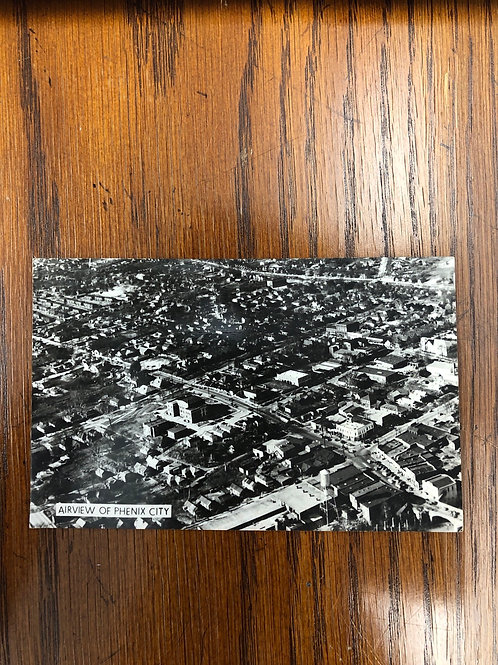 Phoenix, Georgia - Aerial Views 1955